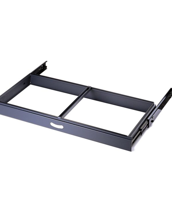 Roll out suspension filing frame internal fitment for systems storage - graphite grey - Furniture