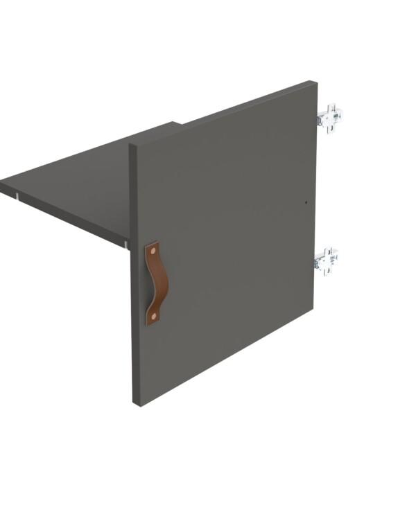 Cube storage unit insert