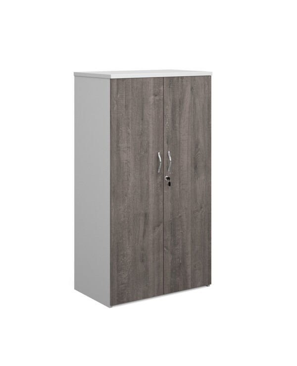Duo double door cupboard