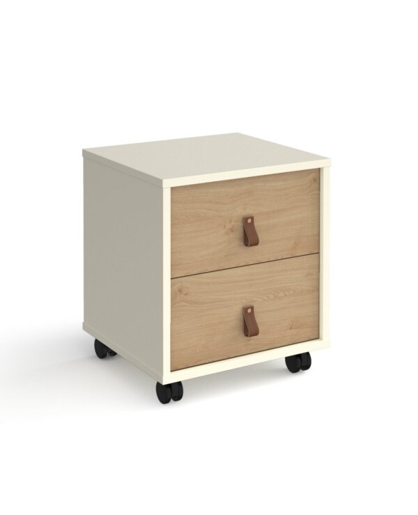 Universal mobile pedestal with drawers