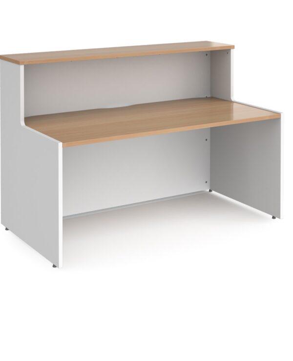 Welcome reception desk 1462mm wide - Furniture