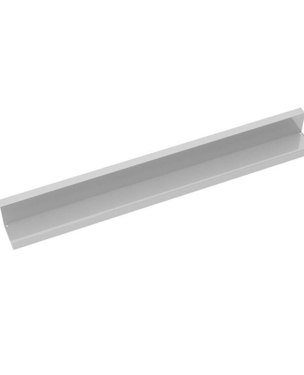 Single desk cable tray for Adapt and Fuze desks 1600mm - white - Furniture
