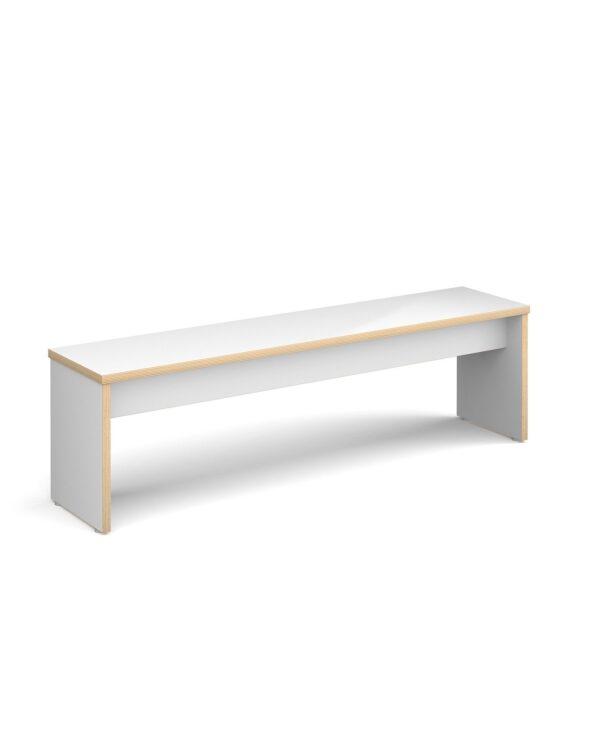 Slab 25 three seater bench 1500mm wide - Furniture
