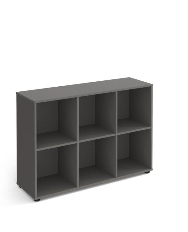 Universal cube storage unit
